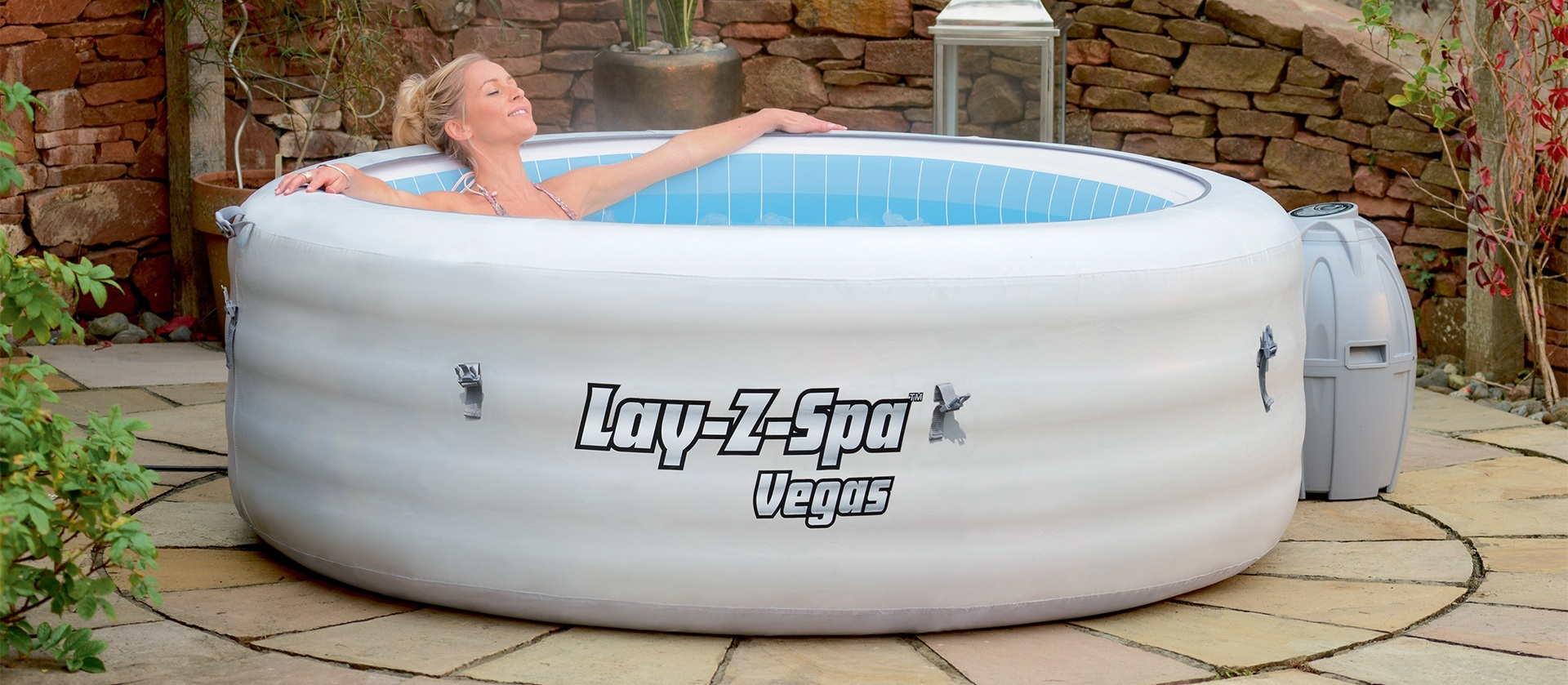 Lay-Z-Spa Model Vegas